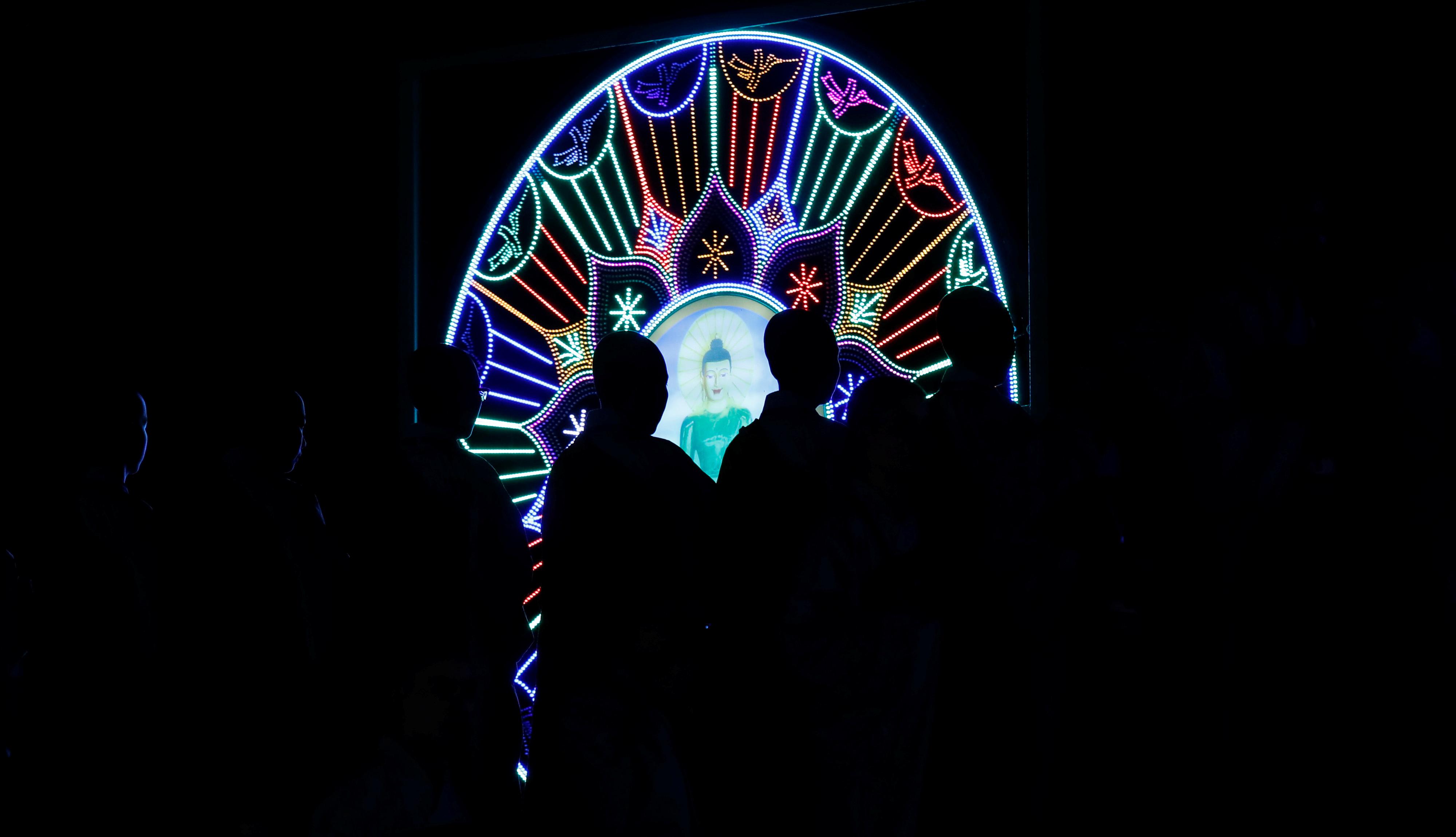 المهرجان الشعبى البوذى (8)