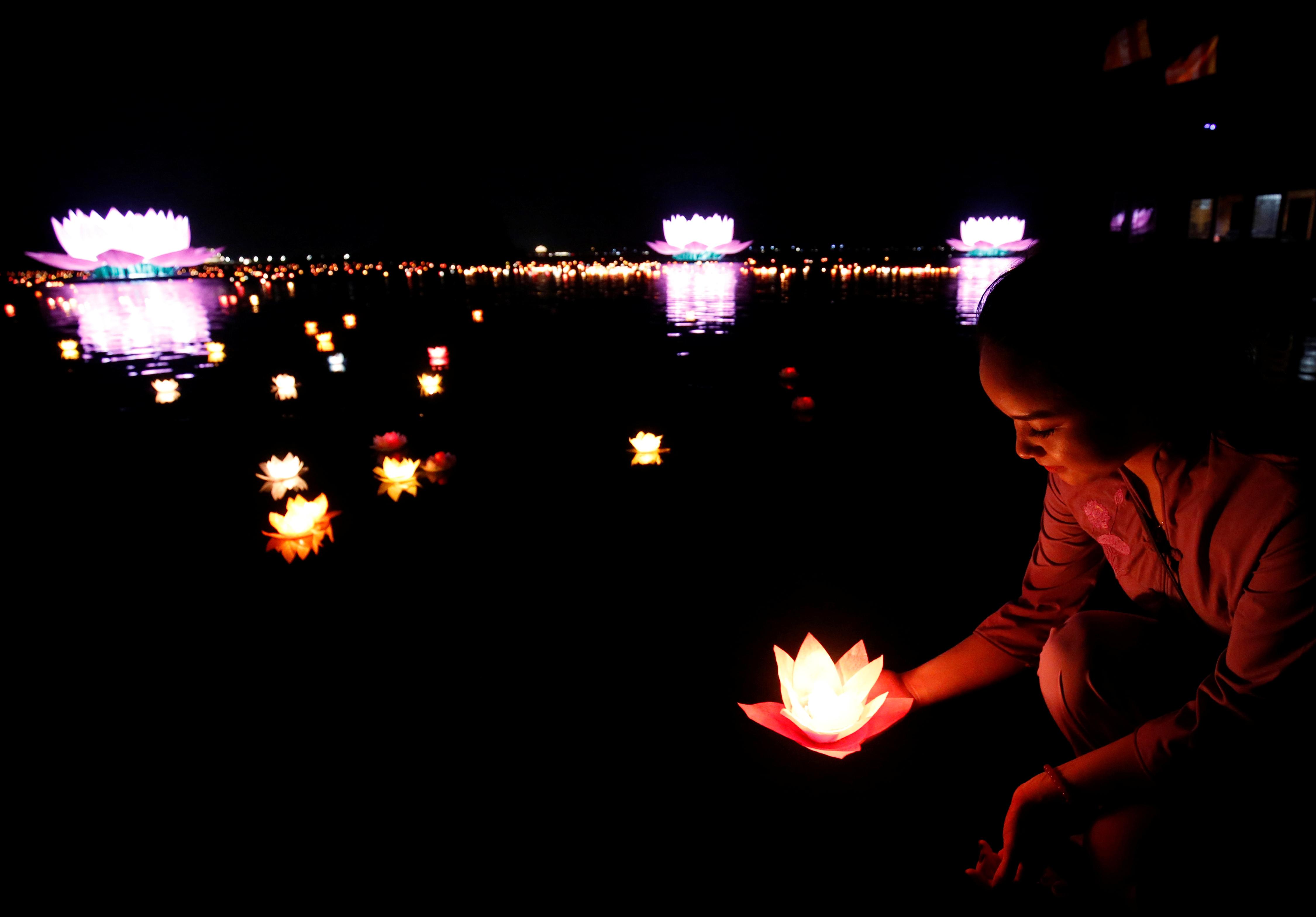 المهرجان الشعبى البوذى (9)
