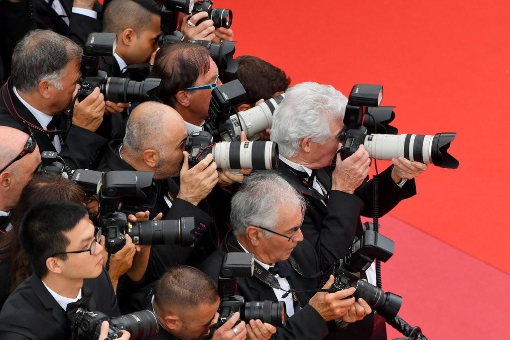 المصورين