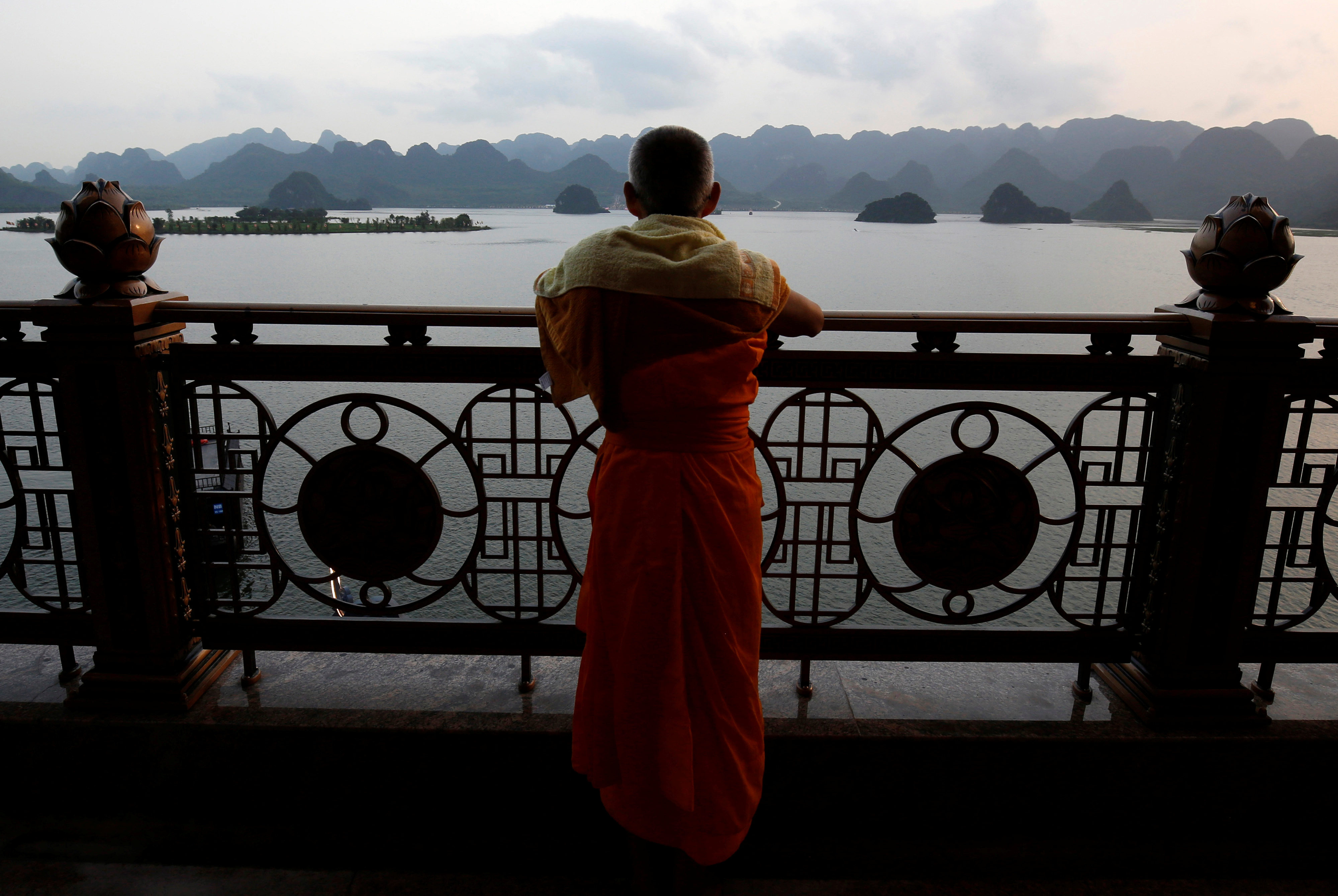 المهرجان الشعبى البوذى (1)