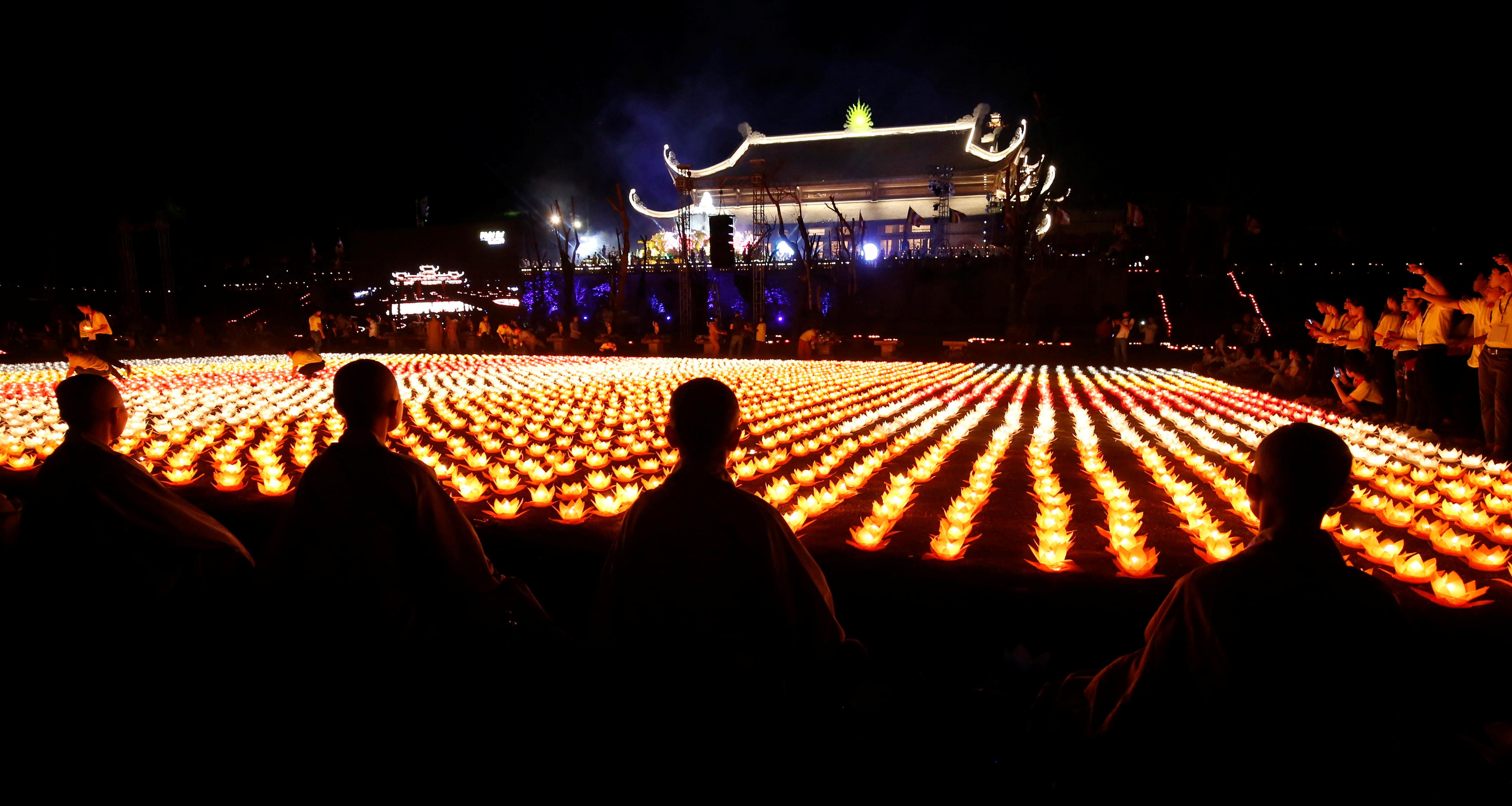 المهرجان الشعبى البوذى (4)