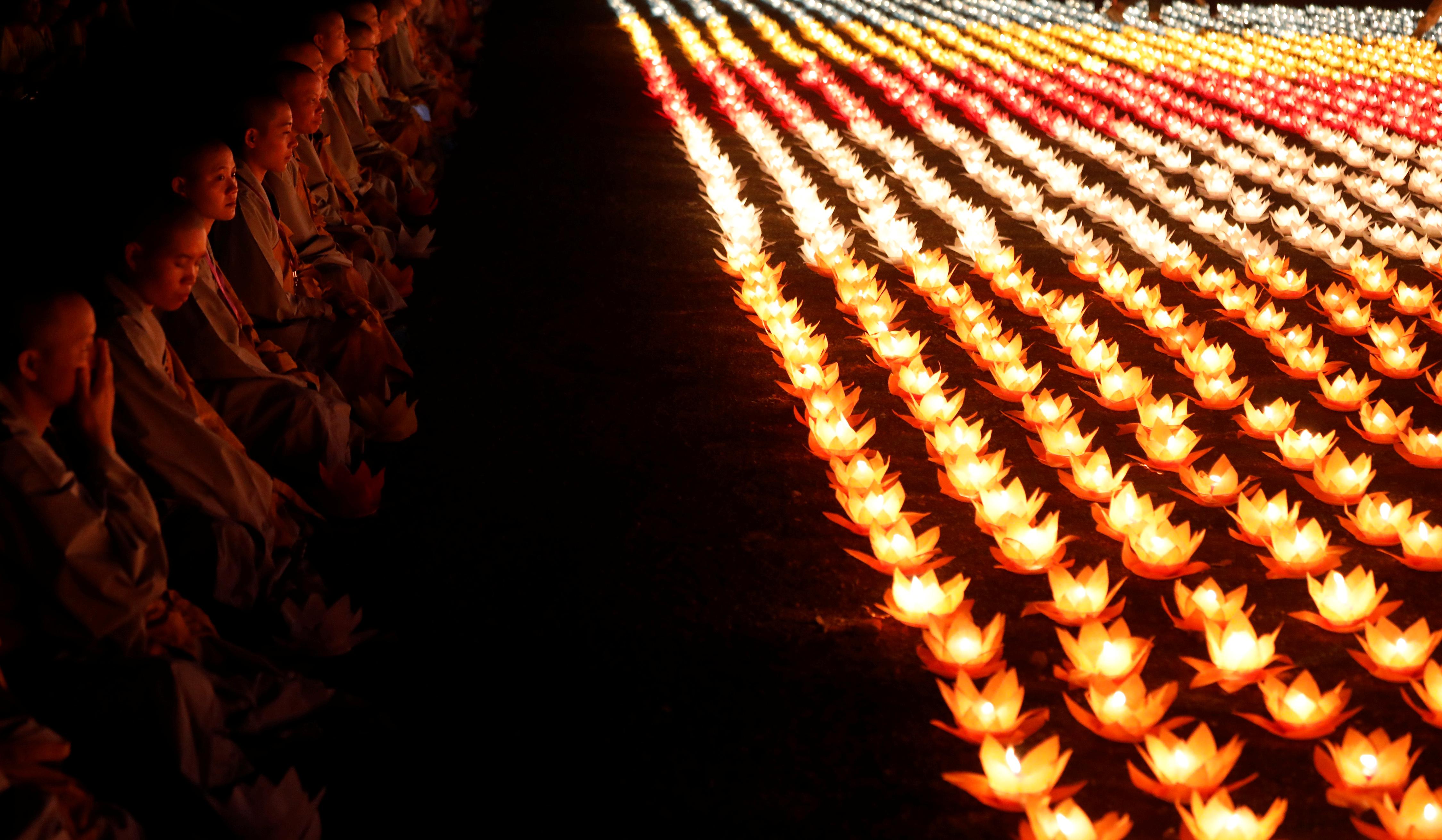 المهرجان الشعبى البوذى (5)
