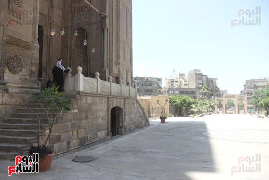 مسجد السلطان حسن (33)