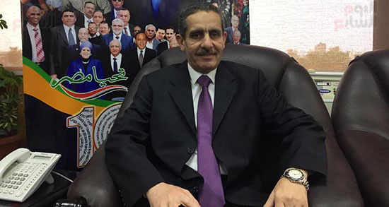 الدكتور-طارق-راشد-رحمي،-رئيس-جامعة-قناة-السويس-(2)