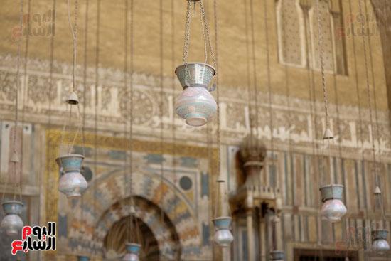 مسجد السلطان حسن (21)