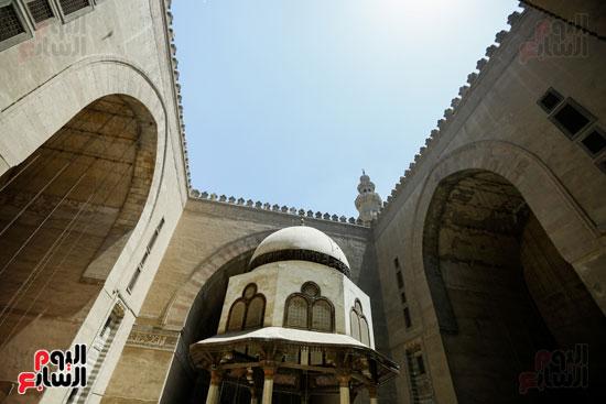 مسجد السلطان حسن (10)