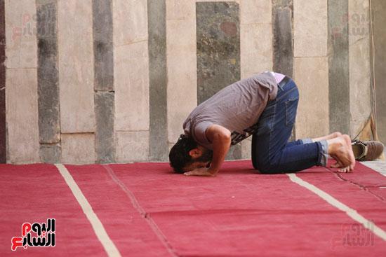 مسجد السلطان حسن (9)