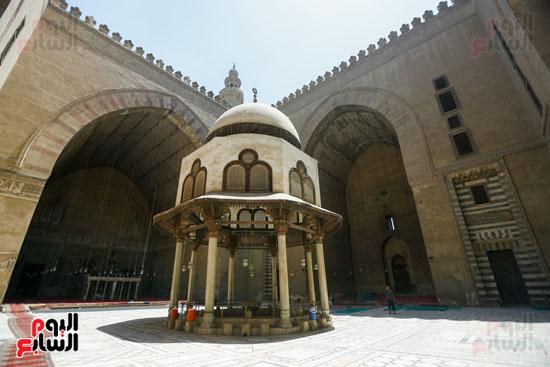مسجد السلطان حسن (13)