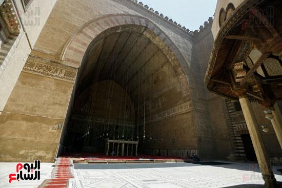 مسجد السلطان حسن (16)