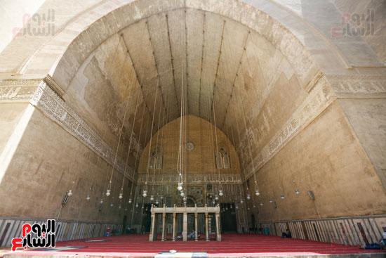 مسجد السلطان حسن (18)