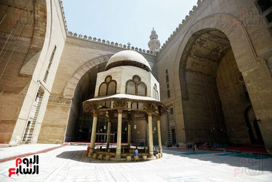 مسجد السلطان حسن (3)