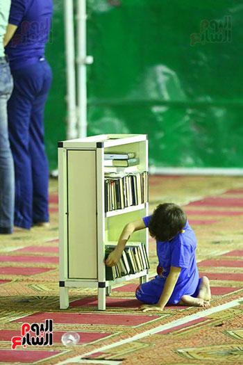 صلاة التراويح من مسجد عمرو بن العاص (26)