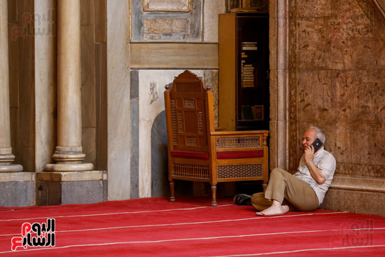 مسجد السلطان حسن (6)