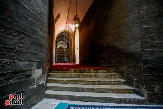مسجد السلطان حسن (19)