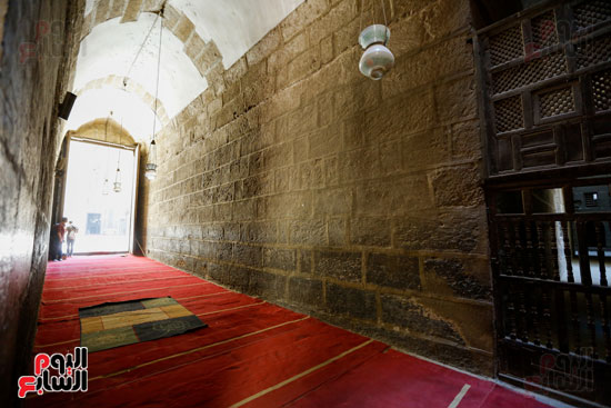 مسجد السلطان حسن (7)