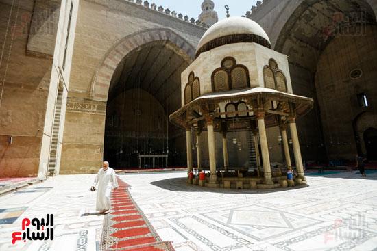 مسجد السلطان حسن (1)
