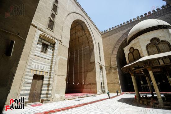 مسجد السلطان حسن (24)