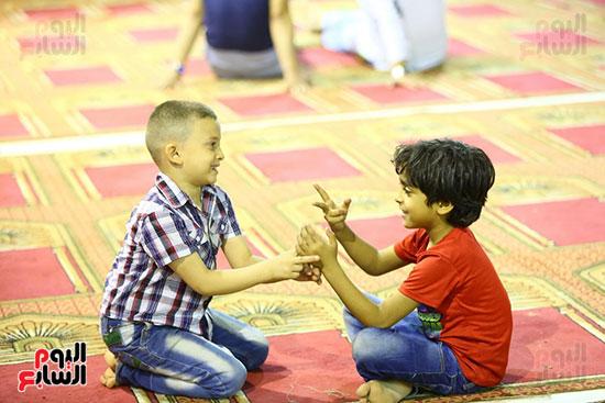 صلاة التراويح من مسجد عمرو بن العاص (21)