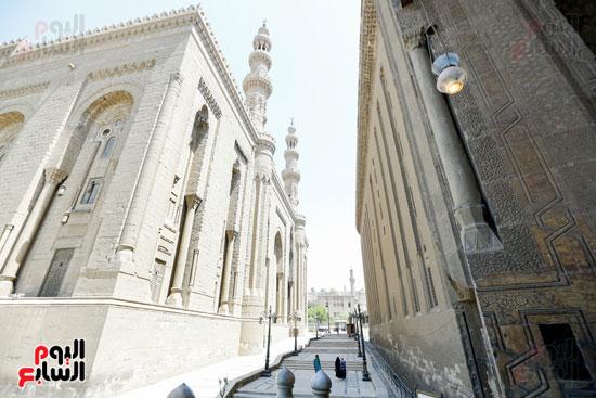 مسجد السلطان حسن (2)