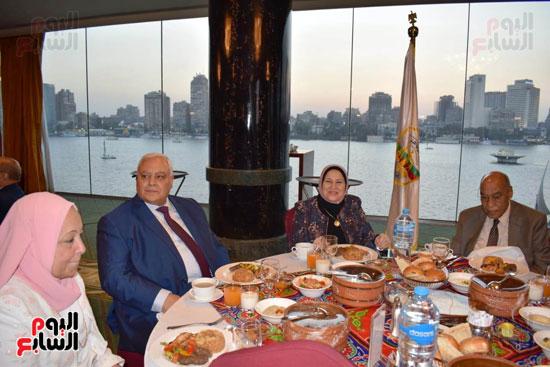 حفل إفطار هيئة النيابة الإدارية  (1)