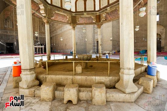 مسجد السلطان حسن (28)
