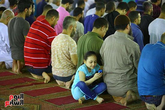 صلاة التراويح من مسجد عمرو بن العاص (23)