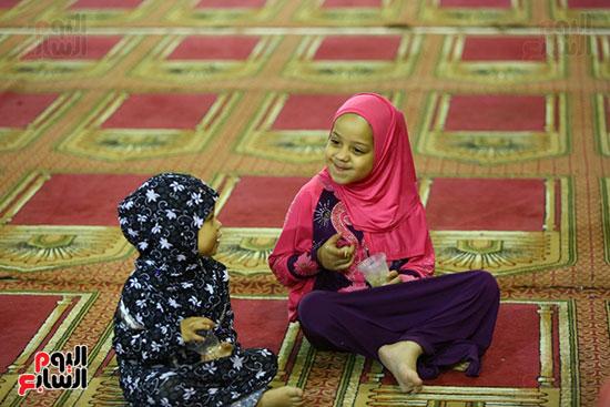 صلاة التراويح من مسجد عمرو بن العاص (15)