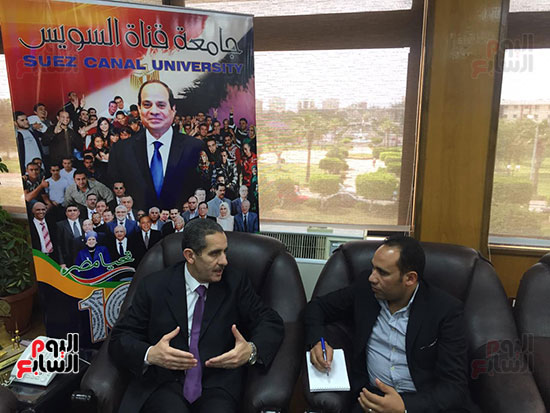 حوار-الزميل-السيد-فلاح-مع-رئيس-جامعة-قناة-السويس-(4)