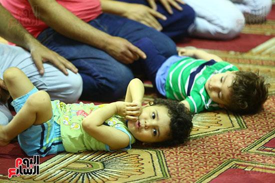 صلاة التراويح من مسجد عمرو بن العاص (31)