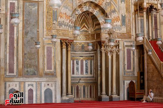 مسجد السلطان حسن (35)