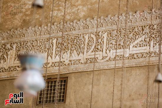 مسجد السلطان حسن (20)