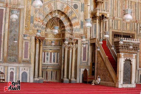 مسجد السلطان حسن (14)