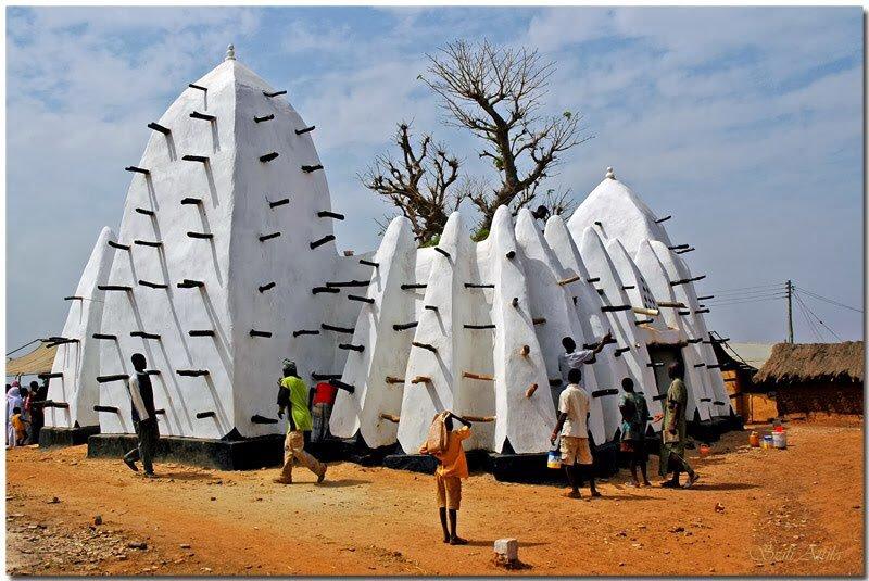 مسجد غانا