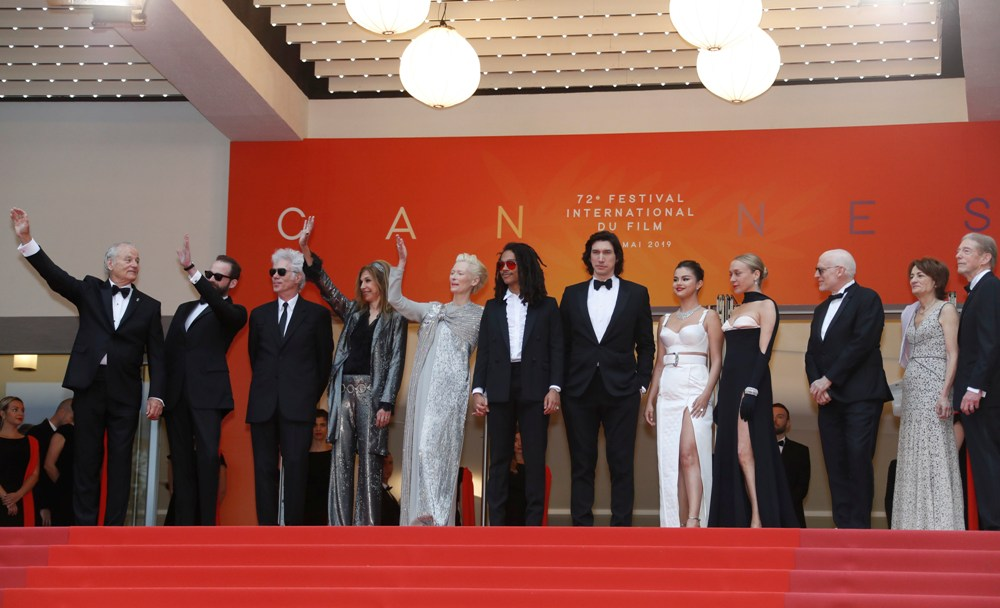2019-05-14T173618Z_299380467_UP1EF5E1CWI5J_RTRMADP_3_FILMFESTIVAL-CANNES-OPENING-RED-CARPET