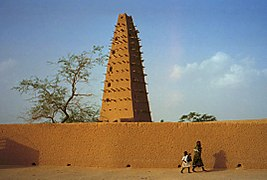 مسجد أجاديس بالنيجر