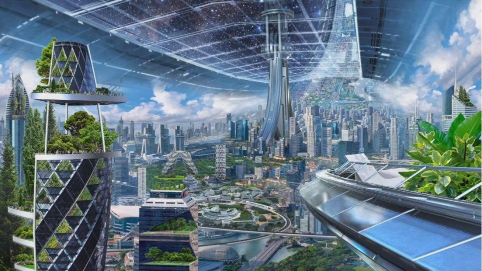 مستعمرات الفضاء