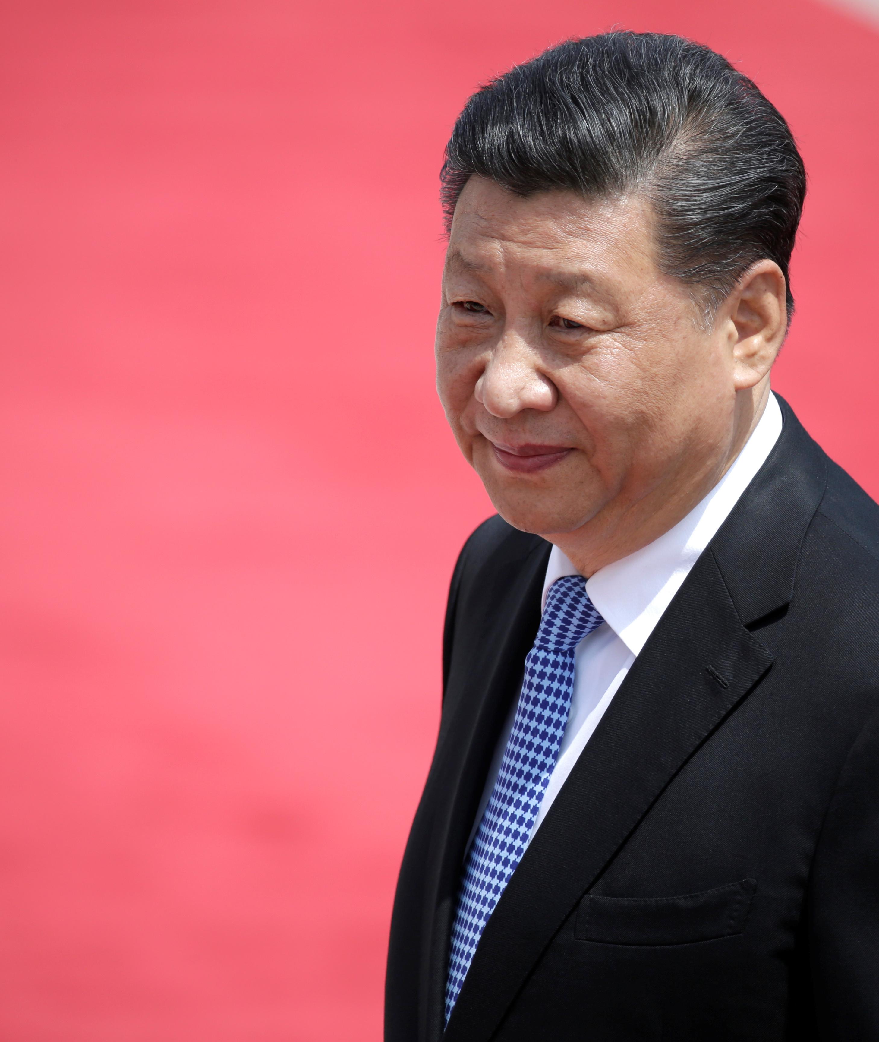 رئيس الصين يلتقى نظيره اليونانى (7)
