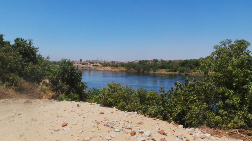 الموقع الجديد على النيل