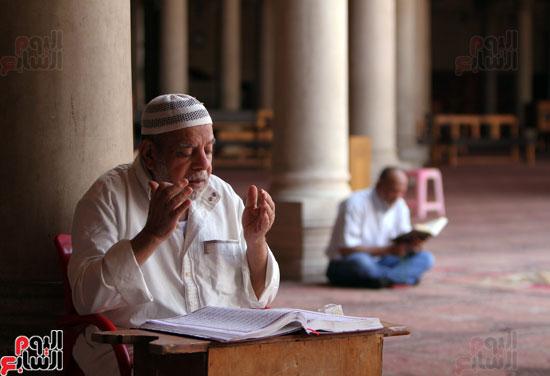 جامع عمرو فى رمضان (21)