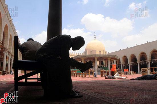 جامع عمرو فى رمضان (3)