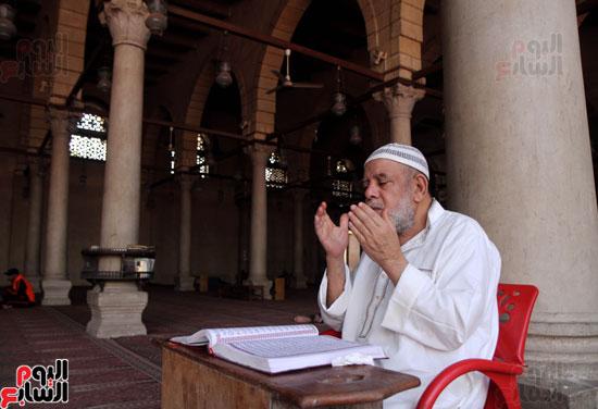 جامع عمرو فى رمضان (17)