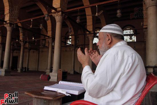 جامع عمرو فى رمضان (16)
