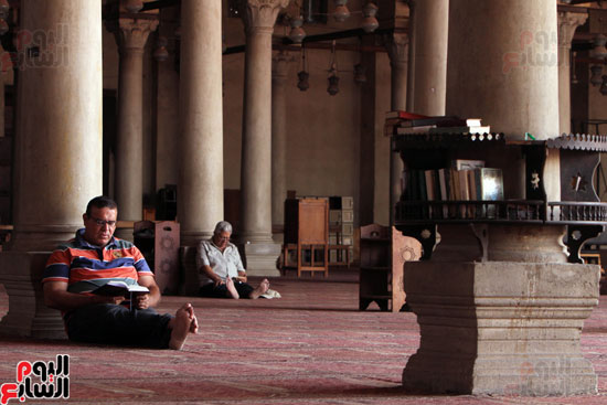 جامع عمرو فى رمضان (26)