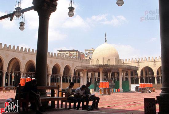 جامع عمرو فى رمضان (11)
