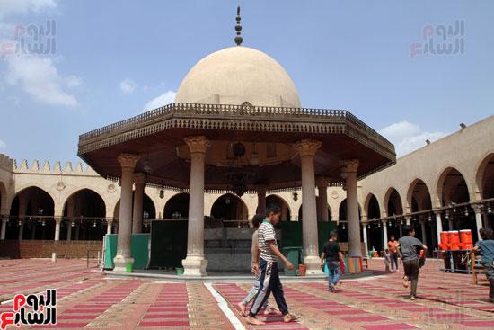 جامع عمرو فى رمضان (28)