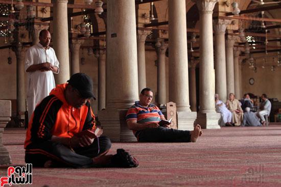 جامع عمرو فى رمضان (25)