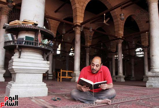جامع عمرو فى رمضان (8)