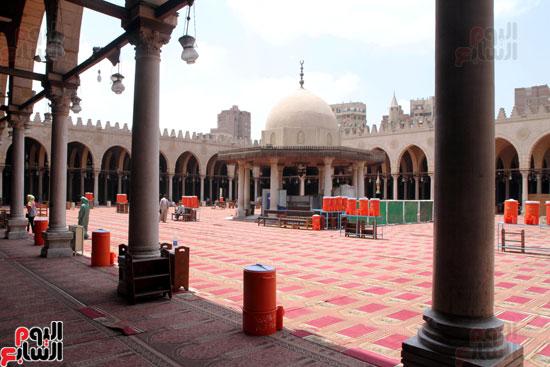 جامع عمرو فى رمضان (4)