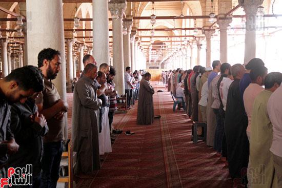 جامع عمرو فى رمضان (2)