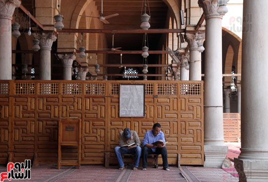 جامع عمرو فى رمضان (29)